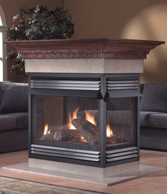Gvf40 Napoleon Vent Free Gas Fireplace