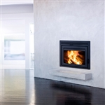Supreme Galaxy Contemporary EPA Wood Burning Fireplace