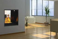 Napoleon HD81 High Definition See-Thru Gas Fireplace
