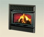 Security HE43-2 Wood Burning Security Fireplace