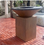 Soapstone - Hot Stone Wood Fired BBQ Grill