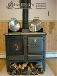 Esse Ironheart Wood Burning Cookstove