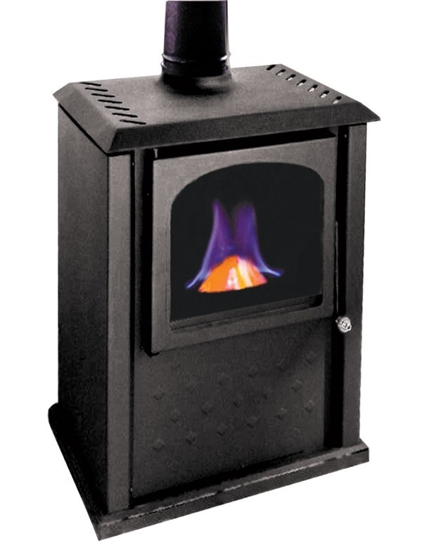 J A Roby J A Roby Junior Oil Stove With 8 Quot Burner