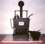 Keystoker Coal Cook Stove