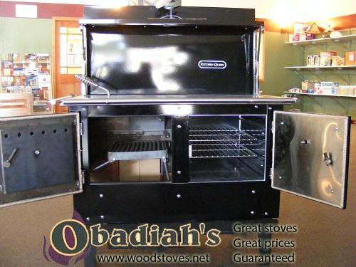 Kitchen Queen 380 Cookstove ... - Kitchen Queen 380 Wood Cookstove