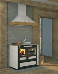 Rizzoli L90 Wood Burning Cookstove