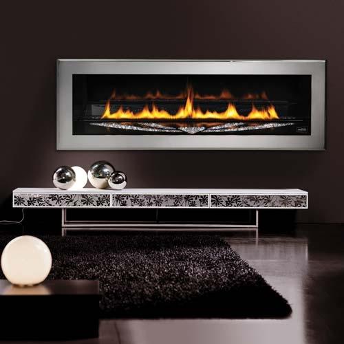 Lhd50ss Swarovski Direct Vent Gas Fireplace