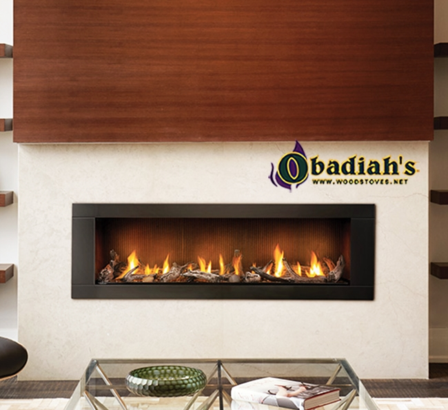 Napoleon Linear High Definition LHD62 Direct Vent Gas Fireplace at Obadiah