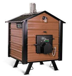 WoodMaster LT90 Outdoor Wood Boiler/Furnace