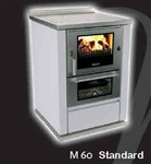 Rizzoli ML60 Classic Wood Burning Cookstove