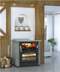 Rizzoli ML80 Classic Wood Burning Cookstove