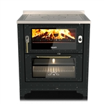Rizzoli ML80 Diva Wood Burning Cookstove
