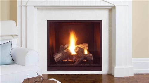 Majestic Onyx Direct Vent Fireplace