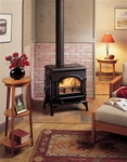 Majestic Dutchwest Cast Iron Wood Burning Stove Catalytic - Non Catalytic