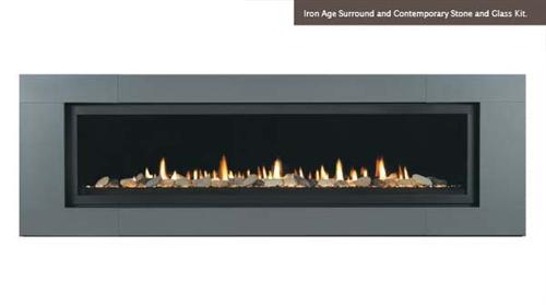 Vermont Castings Aura Direct Vent Gas Fireplace