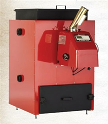 WoodMaster Biomass Wood Pellet Mini Boiler