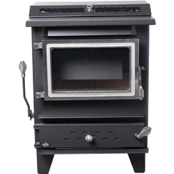 Hitzer Model 30-95 Gravity Fed Hopper Stove