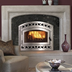 Montecito EPA II- and Washington State Approved High-Efficiency Fireplace