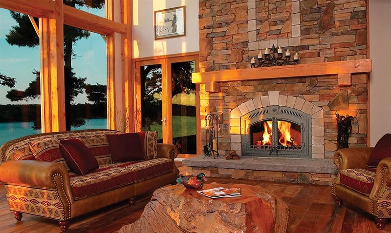High Country EPA NZ6000 Fireplace Zero Clearance