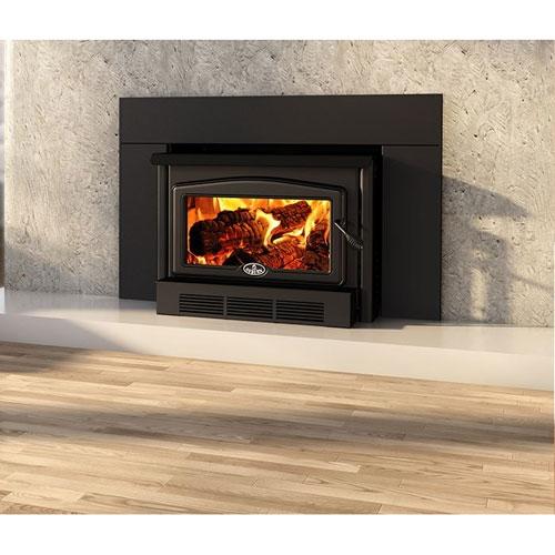 2400 Osburn Woodburning Masonry Fireplace Insert