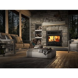 Osburn Stratford Wood Fireplace