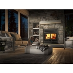 Osburn Stratford II Wood Fireplace