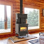 J.A. Roby Centauri Wood Cookstove