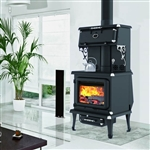 J.A. Roby Rigel Wood Cookstove