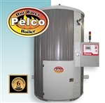 Pelco 2520 Hot Water Biomass Boiler