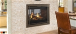 Majestic Pearl ll See-Through Direct Vent Gas Fireplace