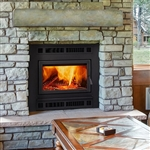 Pioneer III Quadra-Fire Wood Burning Fireplace