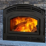 Pioneer II Quadra-Fire Wood Burning Fireplace