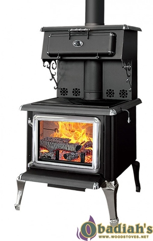 J A Roby 2500 Cuisiniere Cookstove At Obadiah S Woodstoves