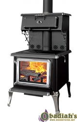 J.A. Roby 2500 Cuisiniere Cookstove at Obadiah's Woodstoves.