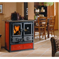 La Nordica Rosetta BII Wood Cookstove