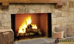 Majestic Biltmore Wood Fireplace