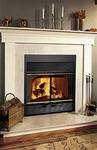 SE36 Security Wood Burning Fireplace