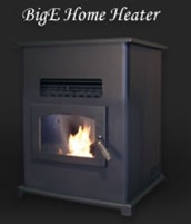 SP1000FS Big E Breckwell Home Heater