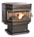 SP2000PS The Tahoe Breckwell Pellet Stove