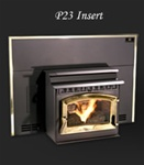 P23I Sonora Insert Breckwell Pellet Stove