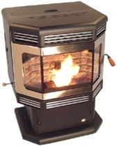 P2700FS The Mojave Breckwell Pellet Stove