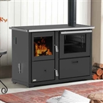 Teba Therm TK-22 Plus Hydronic Coal Cookstove
