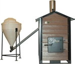 WoodMaster Ultra Series Pellet Boiler/Furnace
