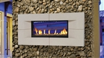 Majestic WDVST Echelon See-Thru Direct Vent Gas Fireplace