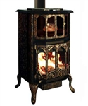 J. A. Roby Mystere Woodburning Cookstove