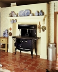 The Waterford Stanley Wood Cookstove