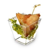 Emi-Yoshi Emi-601 6.8 oz Notion Appetizer Soup Dessert Cube Cups