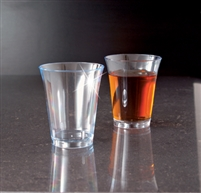 Emi-Yoshi Emi-607 Small Wonders 2 oz Shooter Glass Shot Glasses