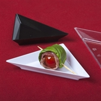 "EMI-Yoshi Emi-628 3"" by 3"" Mini Triangle Dish"
