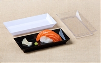 "EMI-Yoshi EMI-636 5.12"" By 2.5"" Mini Rectangle Dish Plates"